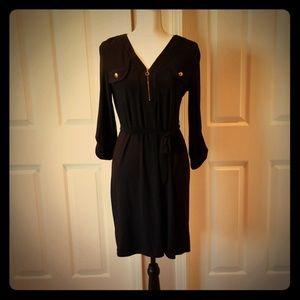 Soho Apparel black dress